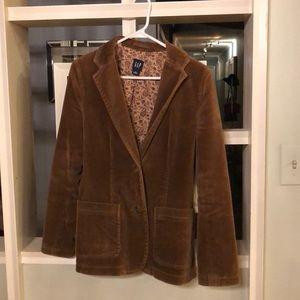 Gap size 8 corduroy jacket